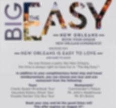2019 Boom town Big Easy Summer promo .jp