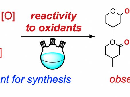 Asian J. Org. Chem.誌に4-MeTHPの酸化的微量分解に関する論文が掲載されました!