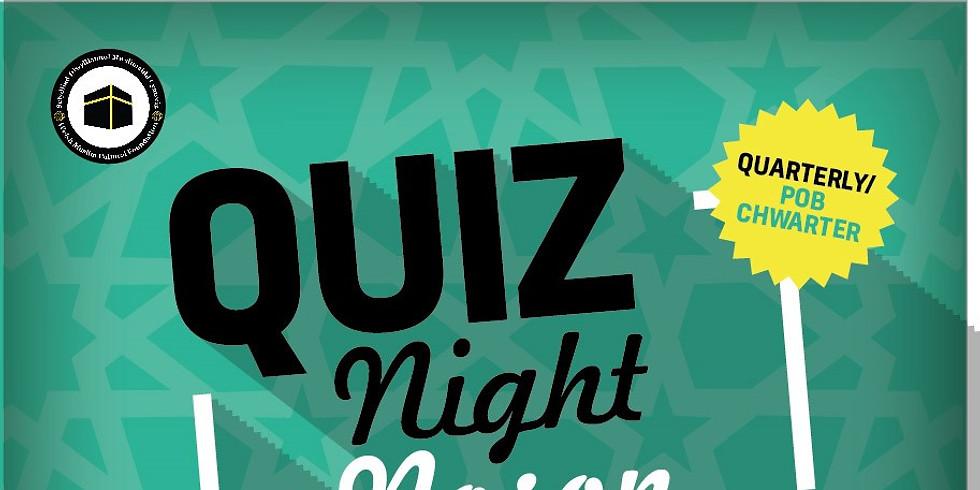 Quiz NIght / Noson Cwis