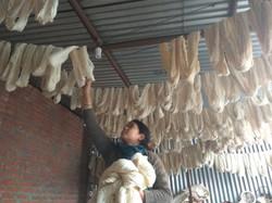 fils de soie