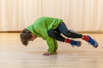 Breakdance, Austober