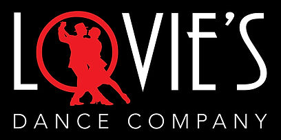 LoviesDanceCompany_Red_WhiteText_logo_ve