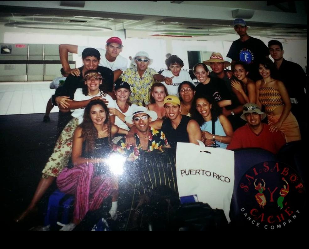 Salsabor Y Cache Puerto Rico 1999