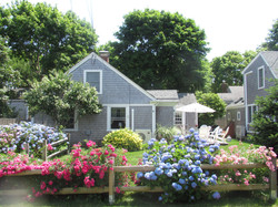 """Our """"Olde Cape Cod"""" revitalized 1930's bungalow is cozy and charming, with all the comforts of home."""