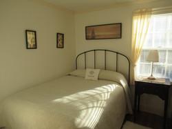 Full bed second bedroom
