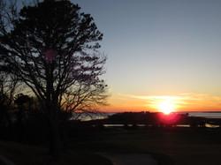 Sunset Hyannis Port Golf Club