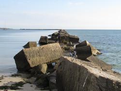 Hyannis Port jetty