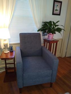 New second recliner