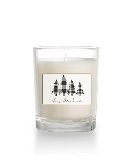 Cozy Christmas Candle