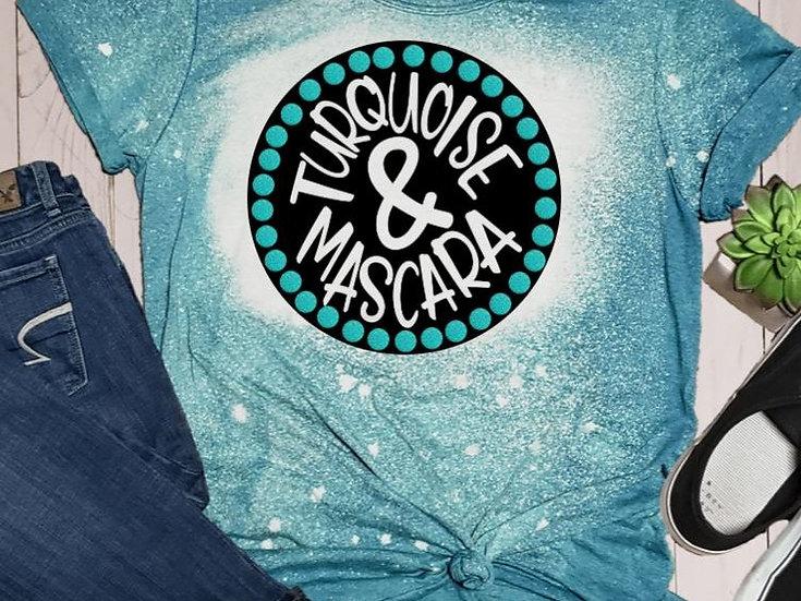 Turquoise & Mascara
