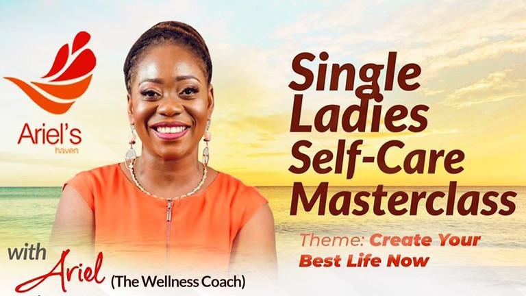 Ariel's Self-Care Masterclass - FEE GHS450