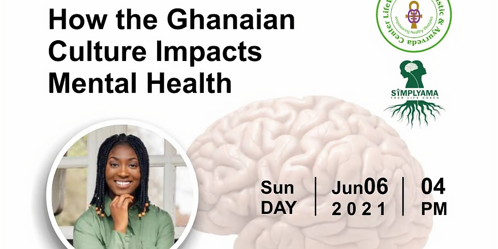 How the Ghanaian Culture Impacts Mental Health