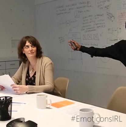 Having an Office Ninja around can be very useful. Happy #NinjaDay ! #EmoticonsIRL