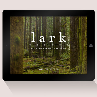 Lark Restaurant Cookbook App