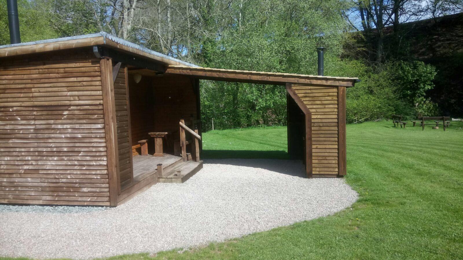 Camp Cynrig Cabin