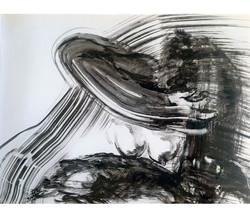 Caché, encre de Chine/p.3, 29x45,5cm