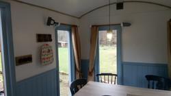 Shepherds Hut Kitchen