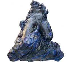 Grande Bleue, 238x95x82 cm