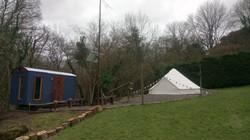 Bell Tent - Winter