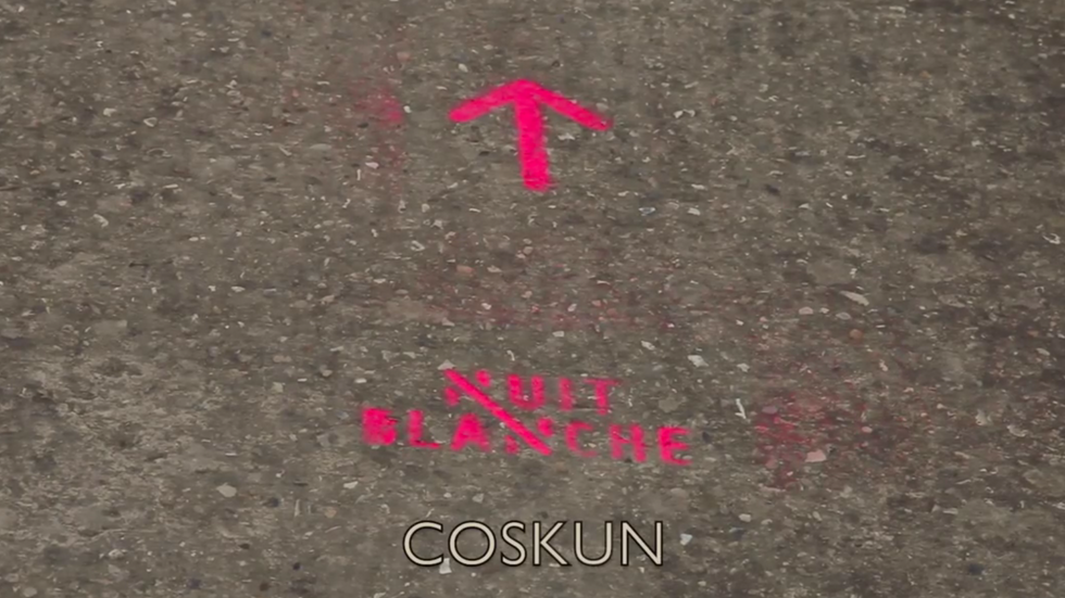 COSKUN, Mediterranean Body II,