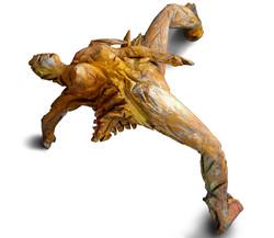 Crapule, 80x85x75 cm