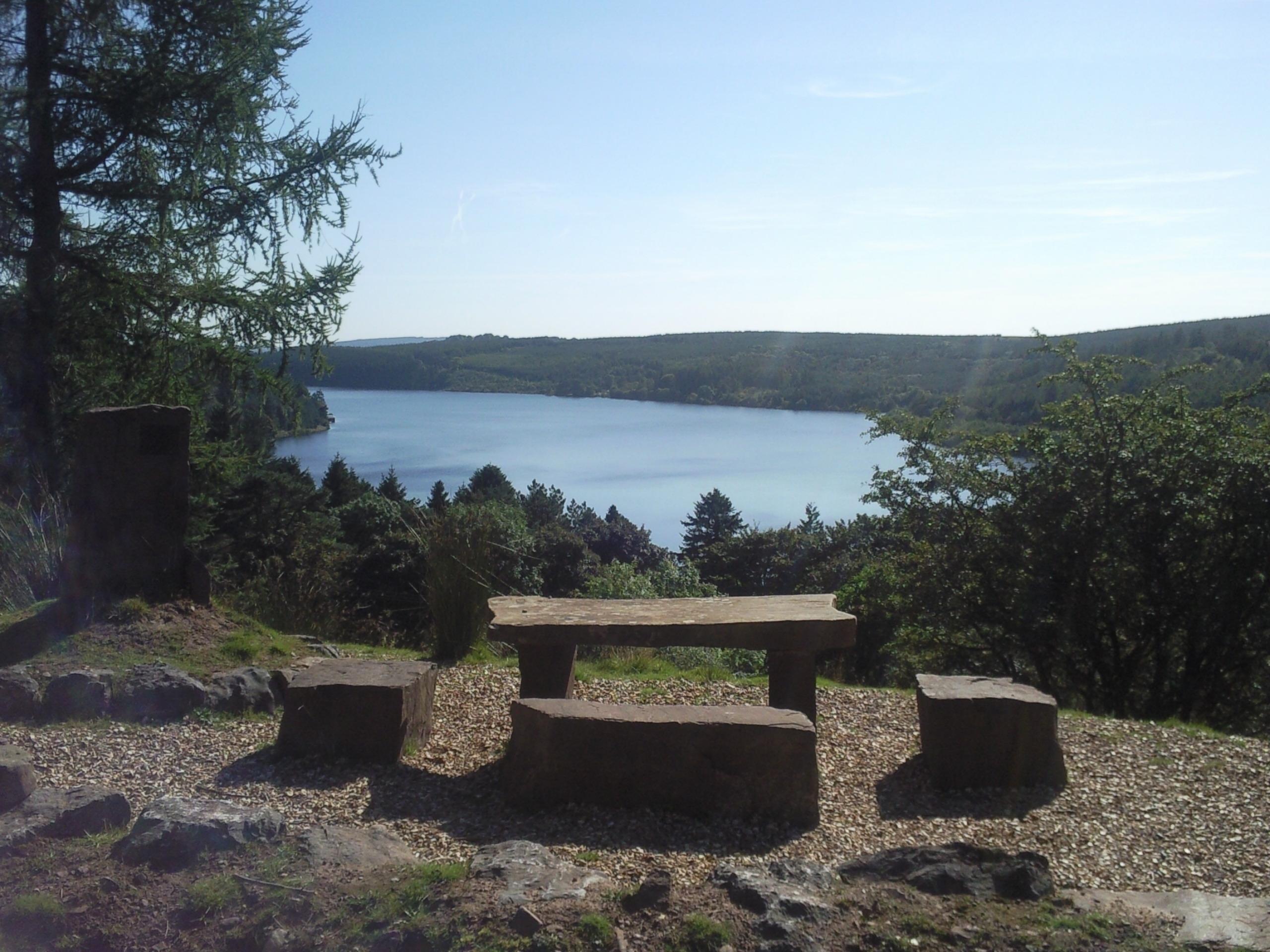 Talybont Reservoir