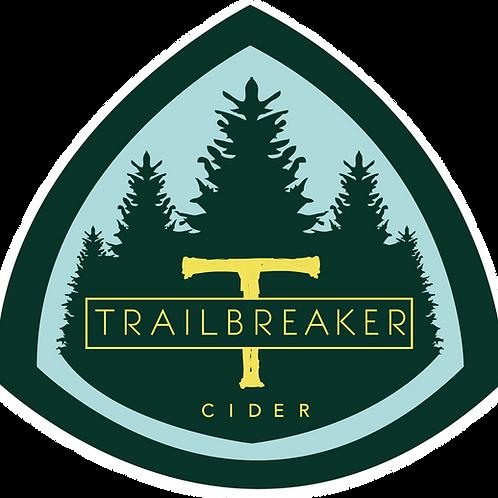 "3.5"" Trailbreaker Sticker (Pair of 2)"
