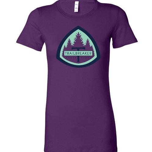 Women's Tee - Purple