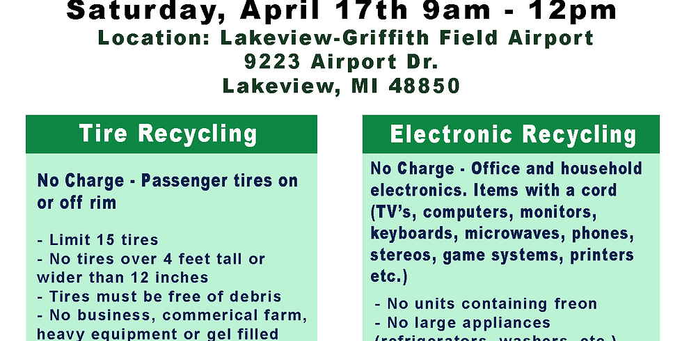 Tire and Electronics Recycling