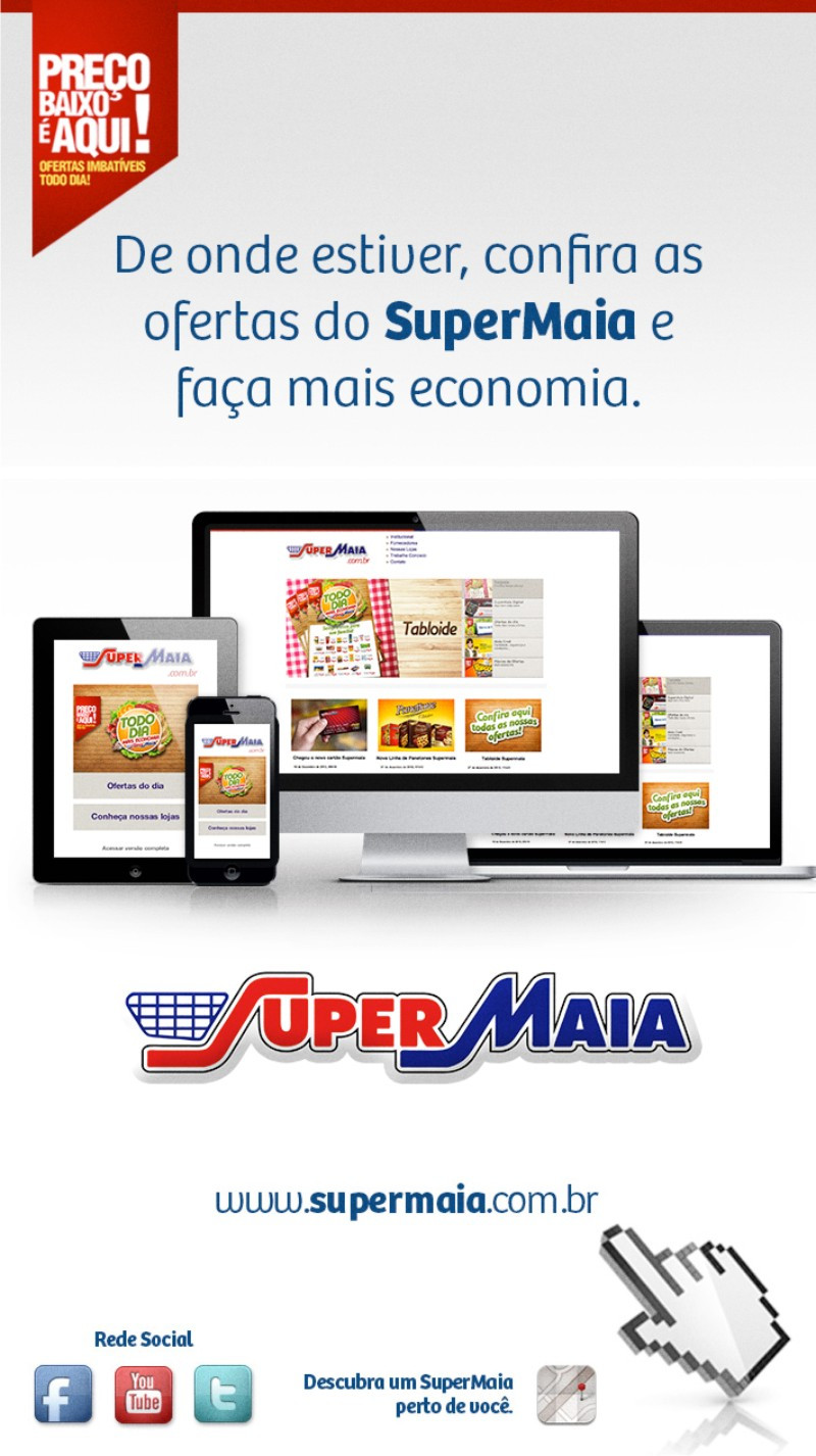 supermaia mobile site