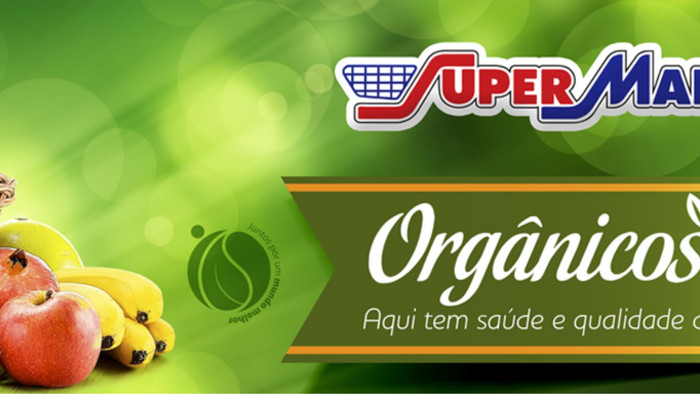 Organic product line launch campaign