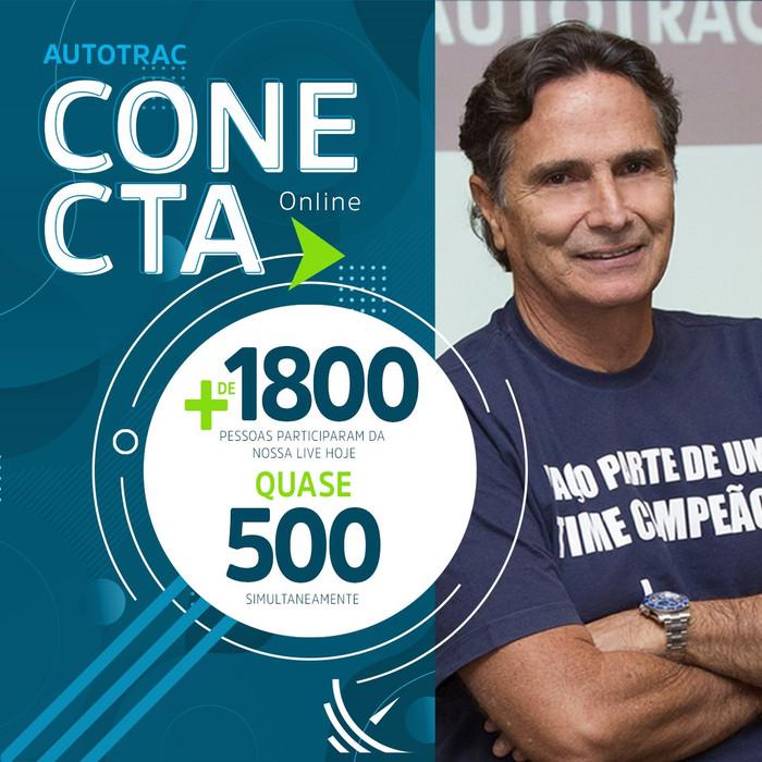 Live Autotrac - Nelson Piquet
