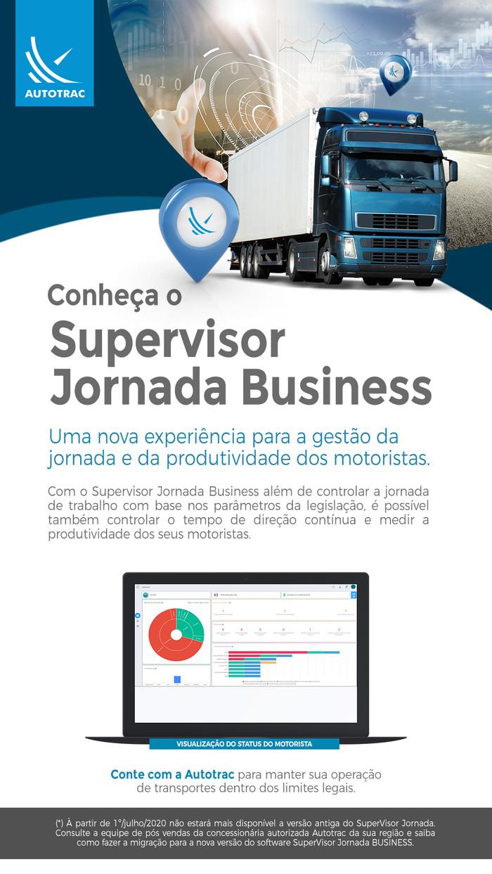 Supervisor Jornada Business - Campanha de Lançamento