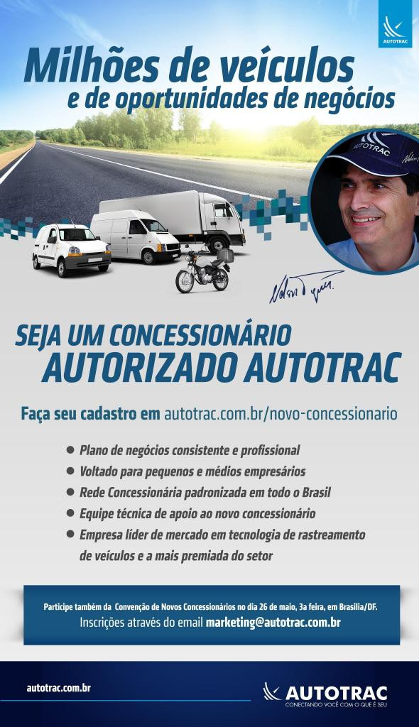 new partners Autotrac