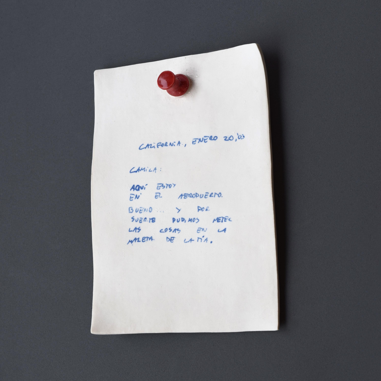Carta desde el aeropuerto