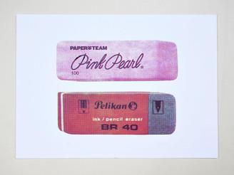 ink / pencil
