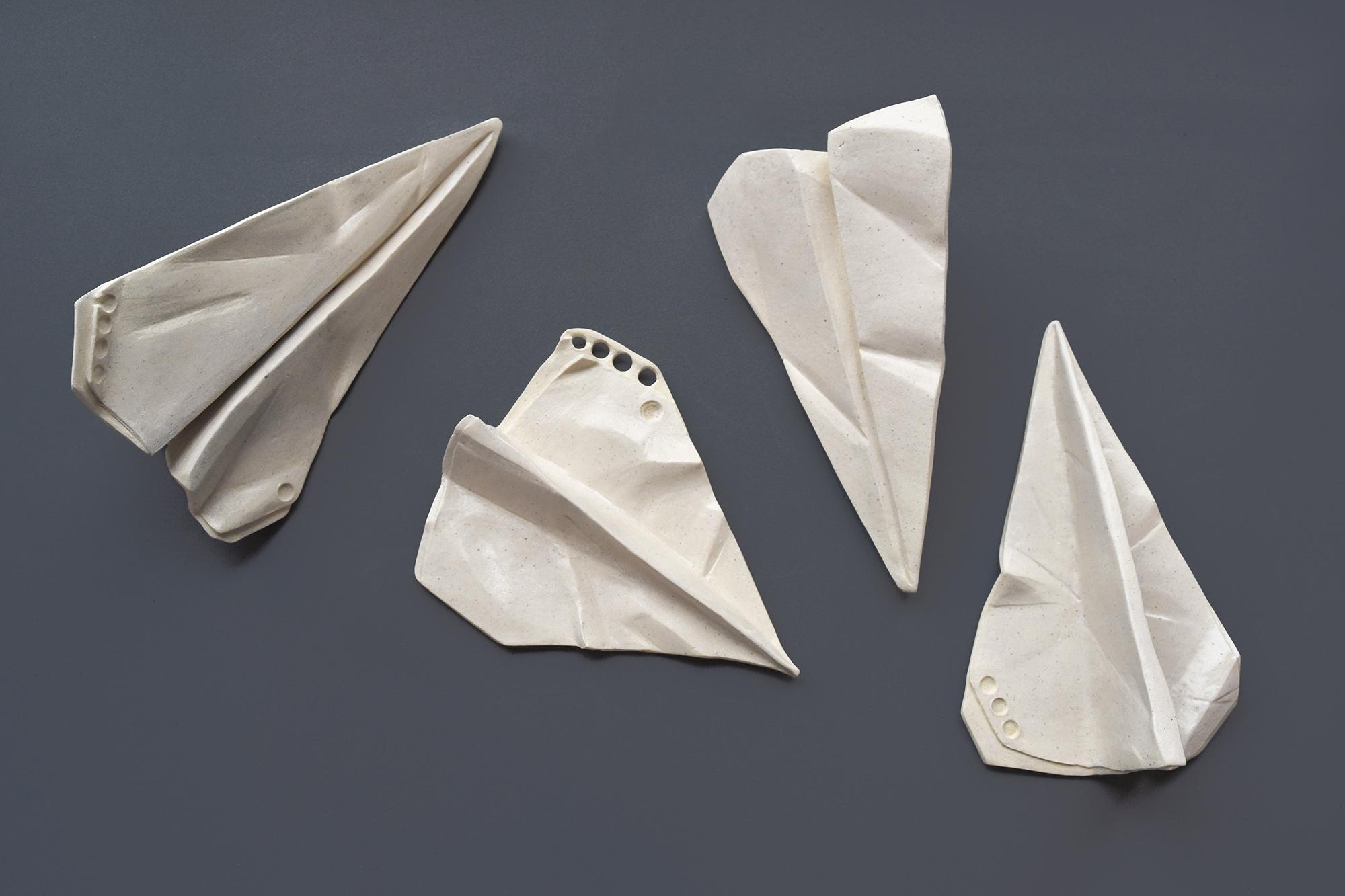 Colección aviones cuarentena