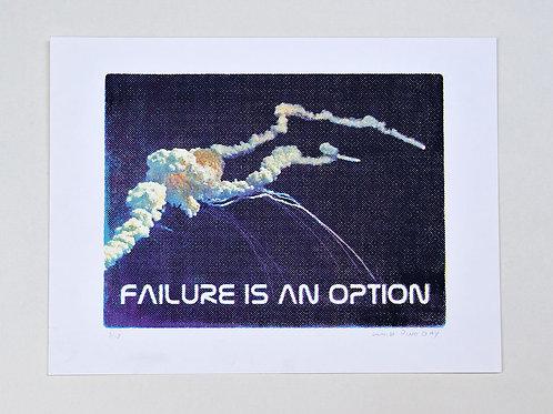 Failure is an option.