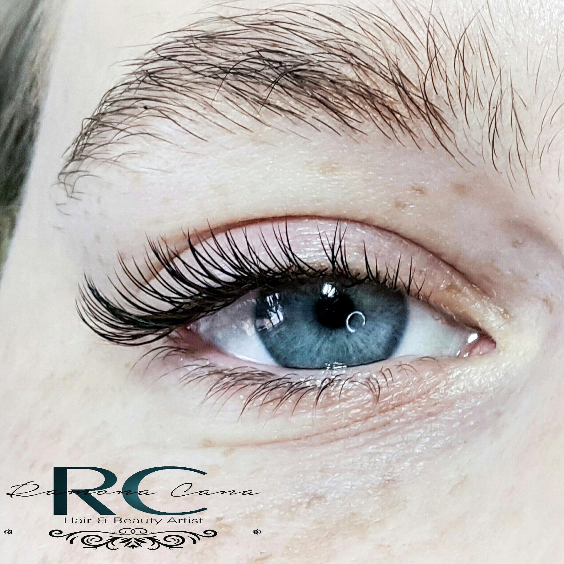 MINK NATURAL SET Eyelash Extensions