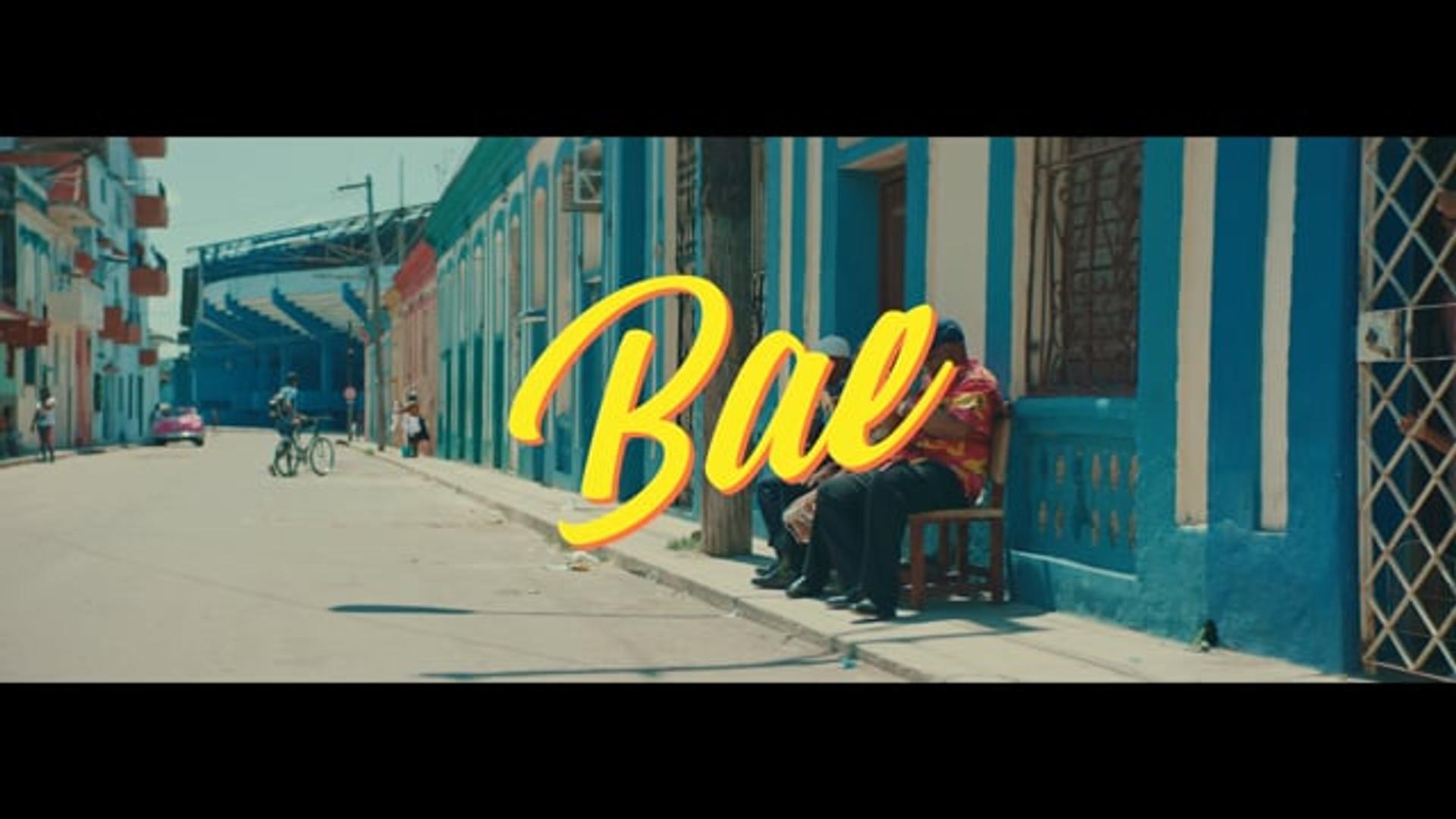 MUSIC CLIP | BAE | CABALLERO & JEAN JASS FT HAMZA | 2018