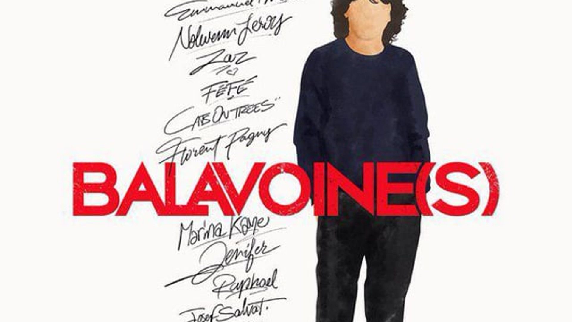 MUSIC CLIP | SAUVER L'AMOUR - BALAVOINES - ZAHO | 2015
