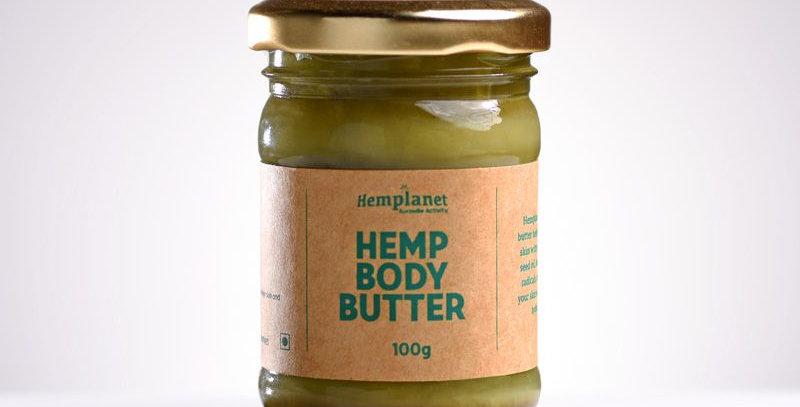 Hemp Body Butter 100gms