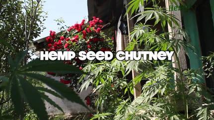 Hemp Seed Chutney