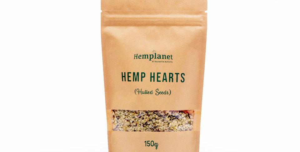 Hemp Hearts (Hulled Seeds)