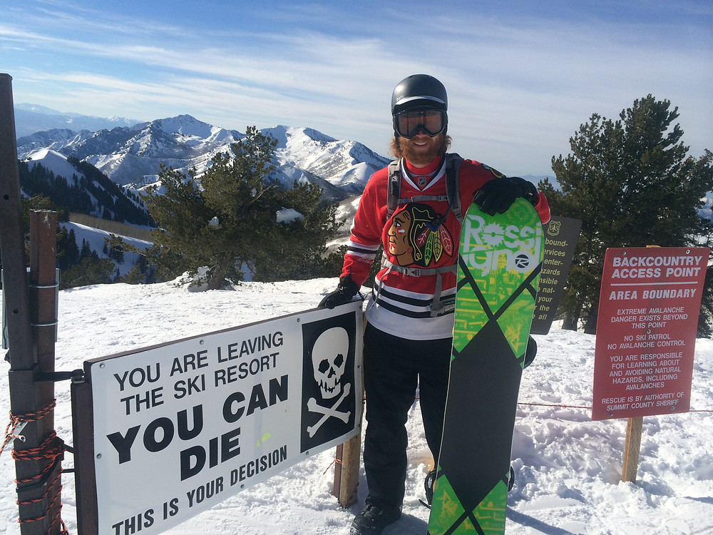 Conquering Mountain 9990 (Canyons Resort, Park City, UT)