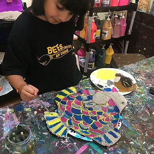 Summer Camp Art All Day! #edgewaternj #b