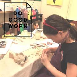#beescreativeartstudio #art🎨 #art #ArtClasses #Artstudio #clay #edgewaternj