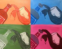 Four Color Wine