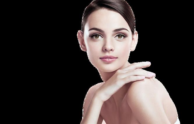 フロリアビューティ 敏感肌 化粧品 女性 写真