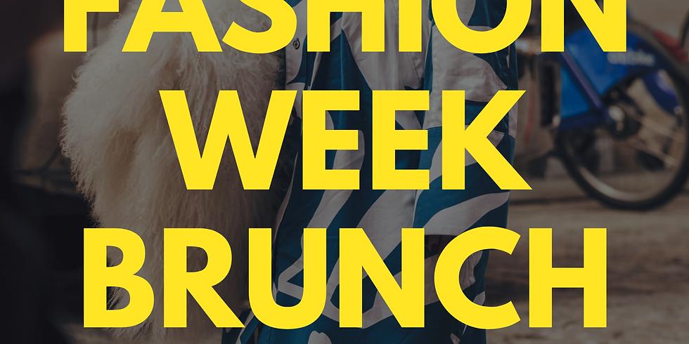 Fashion Week Brunch
